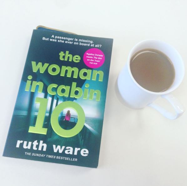 Review Buku Novel The Woman in Cabin 10