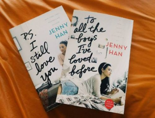 Review Buku Novel To All the Boys I've Loved Before