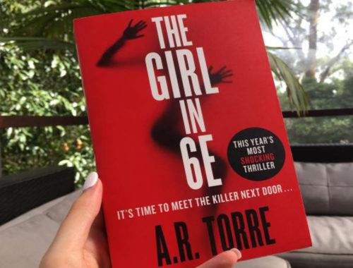 Review Buku Novel The Girl in 6E