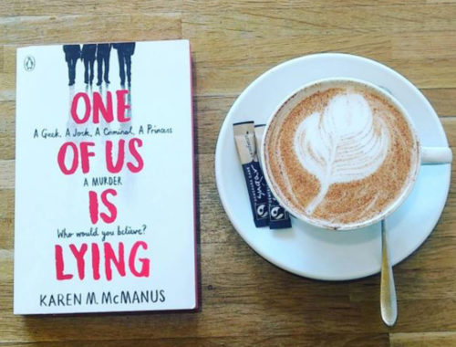 Review Buku Novel One of Us Is Lying