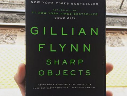 Review Buku Novel Sharp Object