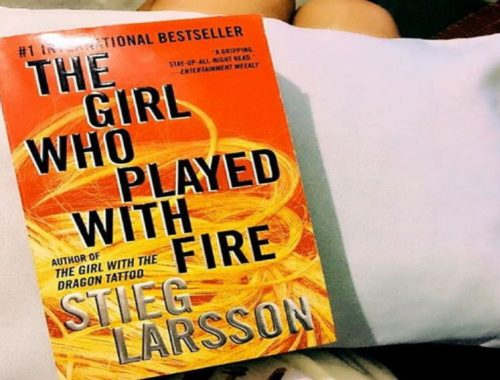 Review Buku Novel The Girl Who Played with Fire