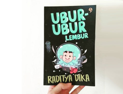 Review Buku Novel Ubur Ubur Lembur by Raditya Dika