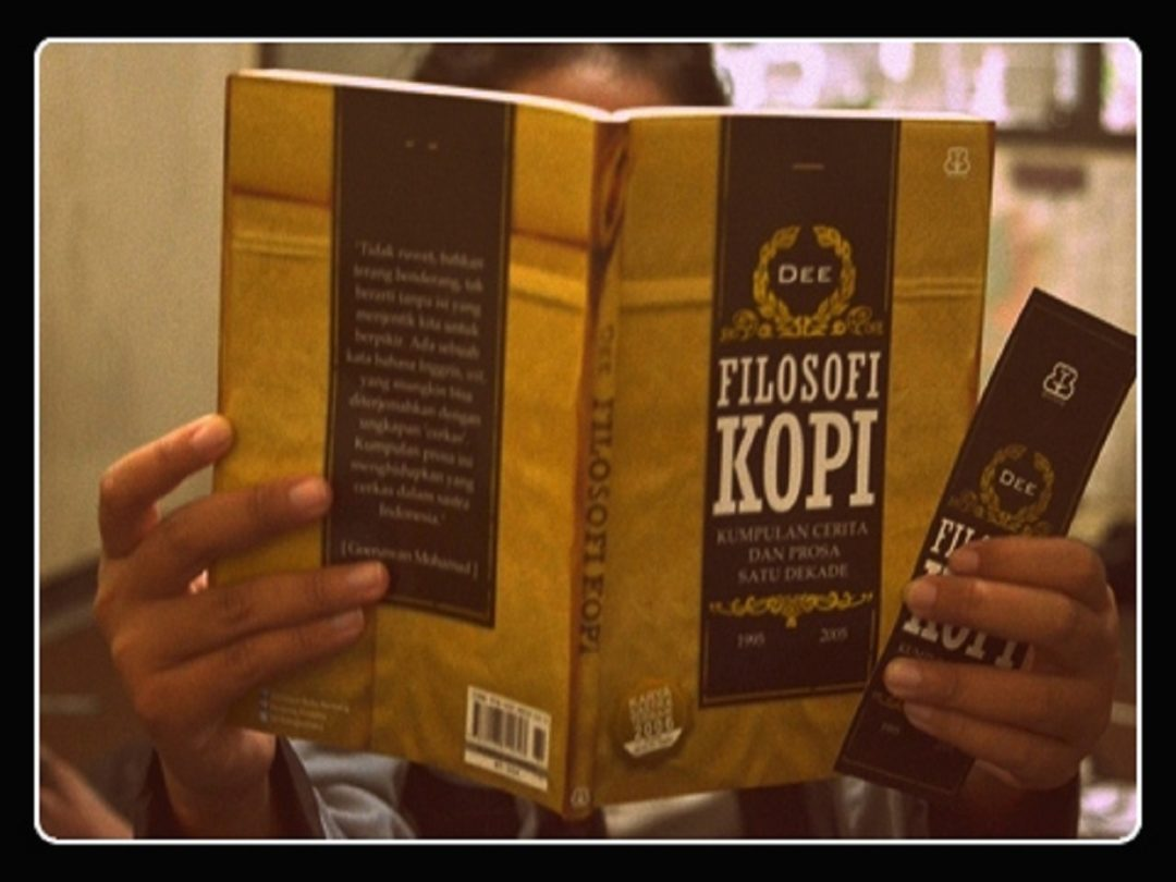 Review Buku Novel Filosofi Kopi Oleh Dee Lestari