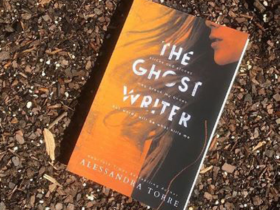 Review Buku The Ghostwriter oleh Alessandra Torre