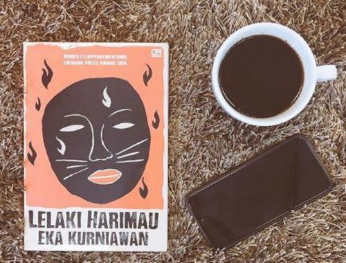 Review Buku Novel Lelaki Harimau Oleh Eka Kurniawan