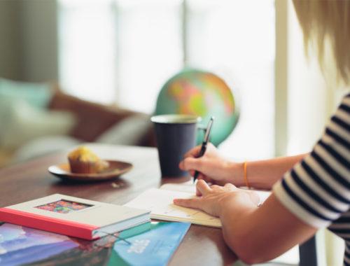 Cara Menulis Buku Diary Harian