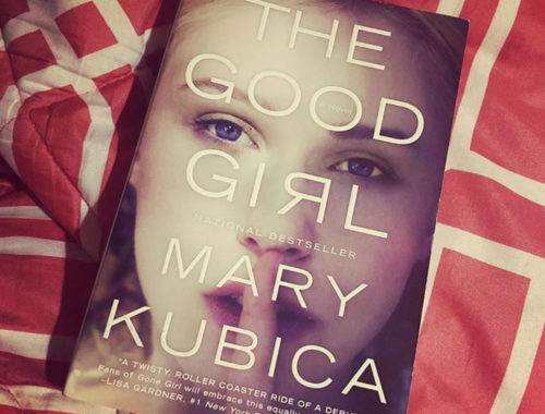 Review Buku Novel The Good Girl Oleh Mary Kubica