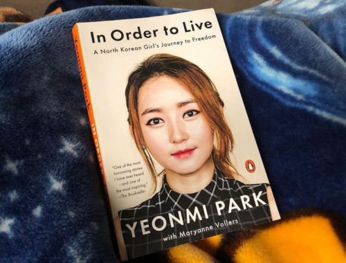 Review Buku Novel In Order to Live: A North Korean Girl's Journey to Freedom