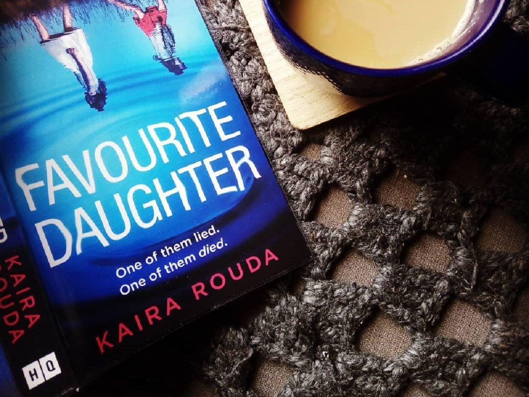 Review Buku Novel Favourite Daughter