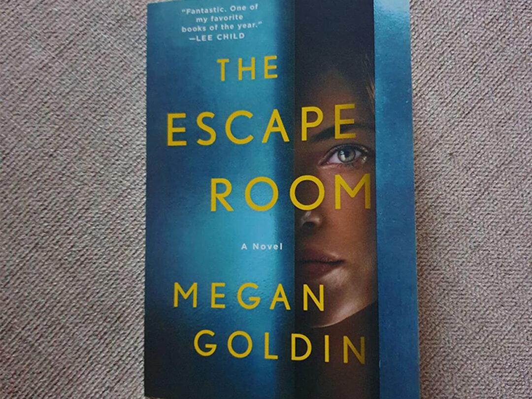 Review Buku Novel The Escape Room oleh Megan Goldin